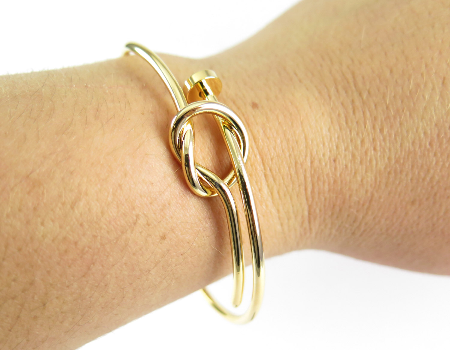 oliver gold head bangle chloe nail bracelet by brandalley liv embelished