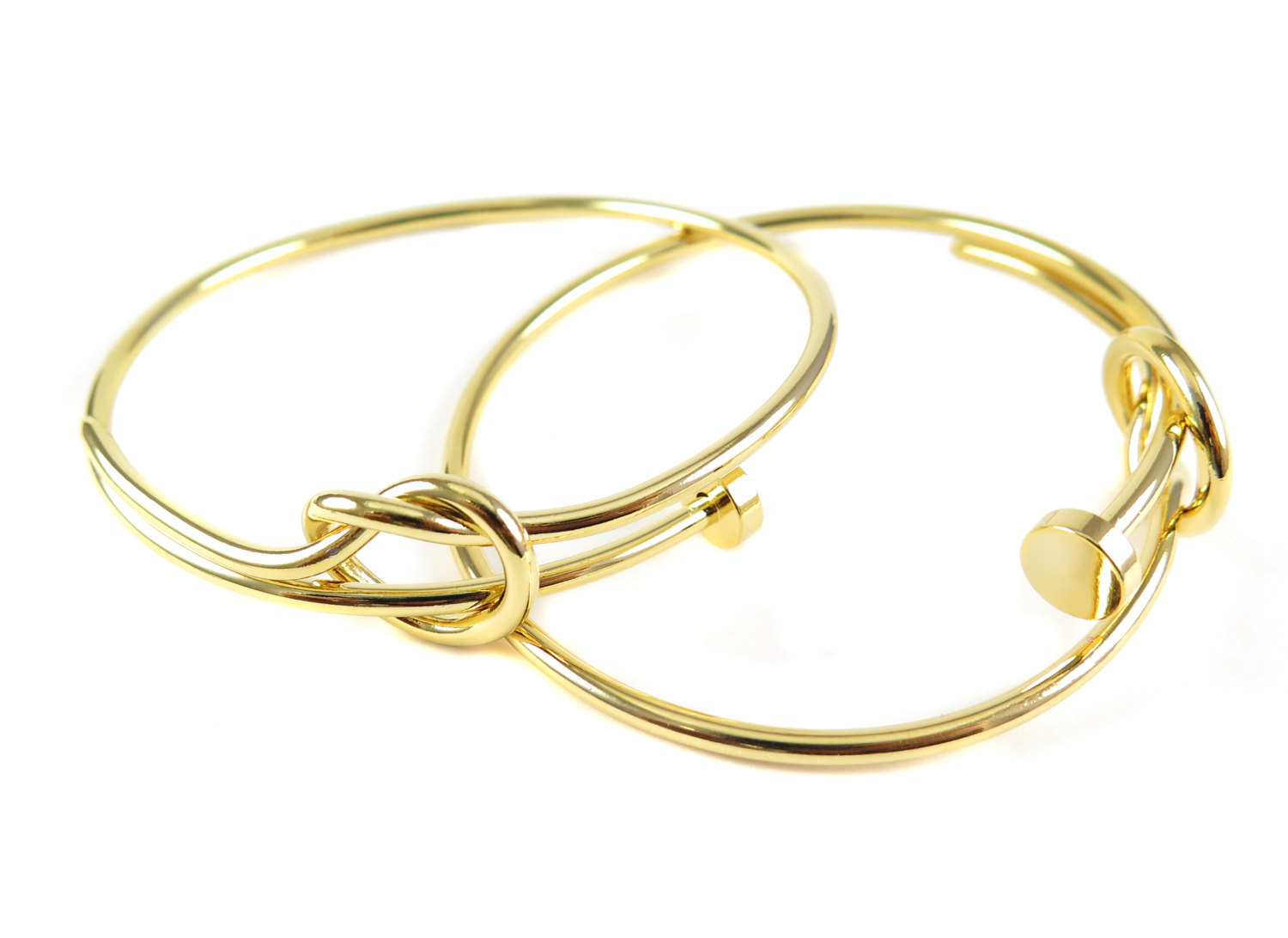 liv embelished chloe gold by oliver bracelet nail bangle brandalley head