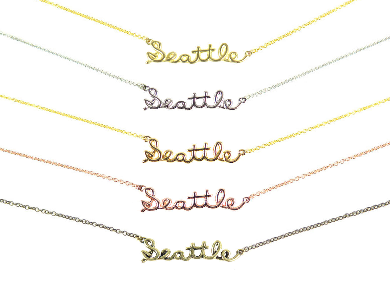Gold plated seattle wire name pendant 1x k624 c brooklyn charm gold plated seattle wire name pendant 1x k624 c aloadofball Images