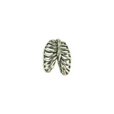 rib cage pendant for custom jewelry